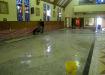 Floor grind